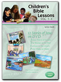 Make teaching a childrens evangelistic series easier with these teacher helps.