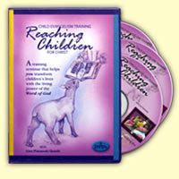 Children's Bible Teachers Training DVD's